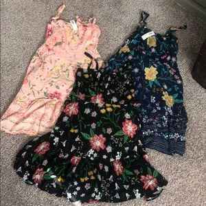 Old Navy Summer Dresses ! New with tags! (Bulk)